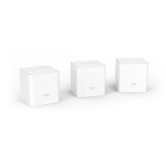 Tenda MW3 - 3 Pack Wireless Repeating,Wi-Fi Roaming,Self-network,Ethernet Backhaul,Support APP,Guest Network,Parental Control,Bandwidth Control,WiFi Schedule,Port Forwarding