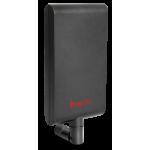 Draytek DA2520 802.11ac/a/b/g/n - Indoor Patch Antenna with 10 dBi @ 5 GHz / 7.5 dBi @ 2.4 GHz (Black)