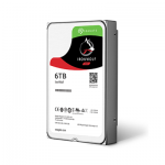 "IronWolf NAS HDD, 3.5"", 6TB, SATA 6Gb/s, 3Yr"