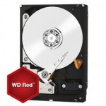 WD Red NAS Hard Drive, 8TB, SATA III 6 Gb/s, 5400-RPM, .5in, 128MB Cache, 3 years