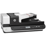 HP Scanjet Enterprise Flow 7500 Flatbed Scanner L2725B