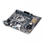 H110, mATX, 4xUSB3.0, LGA1151, 2DDR4, 1xD-SUB, 1xDVI, 1xHDMI, 1xPCIe3.0, SATA 6Gb/s*4, M2