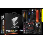 AORUS, Intel Z270, LGA 1151, DDR4 4 DIMMs, 8 x SATA3, 2 x PCIe3.0, 2 x USD 3.1, HDMI 2.0, ATX