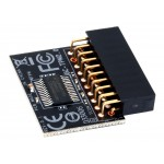 Gigabyte GC-TPM Trusted Platform Module Header key, LPC bus