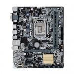 H110, mATX, LGA1151, 2DDR4, 1xD-SUB, 1xHDMI, 1xPCIe3.0, 2xPCIe2.0, SATA 6Gb/s*4
