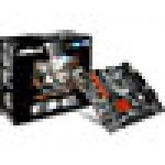 H110, LGA1151, 4xUSB3.0, 8xUSB2.0, 4xSATA 6GB/S, 2xDDR4, 1xPCI-E X16, 1xPCI-E X2, mATX, D-SUB, DVI, HDMI