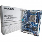 Gigabyte Server MB ATX, LGA 2011-3, DDR4, SATA III 6Gb