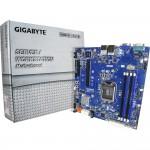 Gigabyte Server MB uATX, LGA1151, 4DDR4, Intel 2x GbE LAN, 6SATA, USB 3.0, VGA