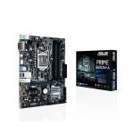 Intel B250, LGA-1151, 4 x DIMM Max. 64GB, Realtek RTL8111H GBLan, Realtek ALC887 Audio,  M.2 Socket