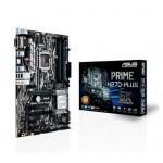 Intel H270, LGA-1151, 4 x DIMM Max. 64GB, Realtek RTL8111H GBLan, Realtek ALC887 Audio, M.2 Socket 3, 6 x SATA 6Gb/s