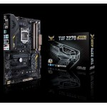 Intel LGA 1151, Intel Z270, ATX motherboard, 4 x DDR4, 2 x PCIe 3.0/2.0 x16, Intel I219V GBLan, 1 x DVI-D, 1 x HDMI