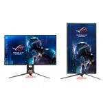 "ASUS ROG SWIFT PG258Q 24.5"" Gaming 1ms 240Hz Eyecare G-Sync HAS GamePlus DP HDMI USB3.0 GameVisual TUV Certified Monitor"