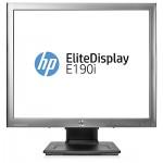 HP E190 18.9'', 5:4, 8ms, 1280 x 1024, VGA+DVI+DP, 3x USB 2.0, Tilt, Swivel, Pivot, 3Yrs
