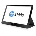 "HP S140U 14"" LED portable, 16:9, 8 ms, 1600 x 900, 1x USB 3.0, 3 YRS"