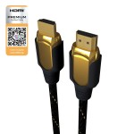 HDMI 4K Full Size & Mini HDMI - 1.8m