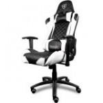 ThunderX3 TGC12 Series Gaming Chair - Black/White