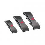 Asus ROG Enthusiast SLI Bridge - 3 Slots, Illuminated Logo, Brushed Aluminium