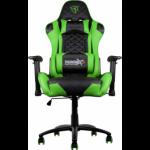 ThunderX3 TGC12 Series Gaming Chair - Black/Green