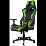 ThunderX3 TGC22 Series Gaming Chair - Black/Green
