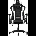 ThunderX3 TGC22 Series Gaming Chair - Black/White