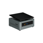 Boxed Intel NUC Kit, NUC6CAYH, Single Pack