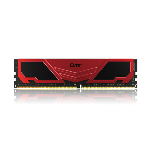 Team Elite Plus DDR4 2133MHz 16GB Kit (2 x 8GB) for Skylake Red