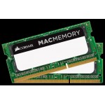 CORSAIR Apple Qualified 16GB (2x8GB) DDR3L DRAM SODIMM 1866MHz Unbuffered C11 1.35V