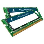 CORSAIR Apple Qualified 16GB (2x8GB) DDR3 DRAM SODIMM 1333MHz C9 1.5V