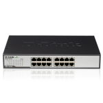 16 Port Copper Gigabit Switch (Desktop Size)