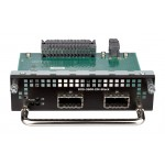 2-Port 120G CXP stacking module for DXS-3600-32S