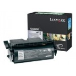 12A6835 BLACK (PREBATE) TONER YIELD 20, 000 PAGES, FOR OPTRA T520, T522, X520, X522