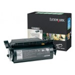12A6865 BLACK (RETURN PROGRAM) TONER, YIELD 30, 000 PAGES, FOR T620, T622, X620