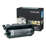 12A7612 BLACK (GREENLITE TONER YIELD 21, 000 PAGES FOR T630, T632, T634, X632, X634E