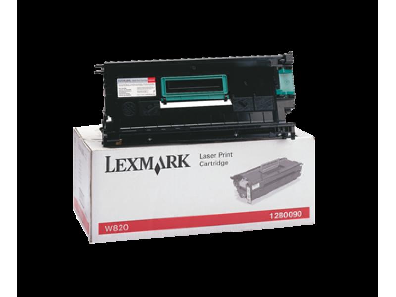 Lexmark w820