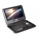 "Portable DVD Player 9"" with Bonus Pack"