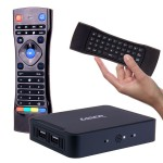 4K Smart TV Media Player with Air Mouse