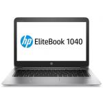 HP 1040 G3 i5-6300U, 14 TOUCH QHD AG LED UWVA, UMA, 8GB DDR4 RAM, 256GB SSD, BT, LTE 4G WWAN,  Win 10 PRO 64, 3yrWarranty