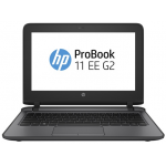 HP ProBook 11 i3-6100U, 11.6 HD AG LED SVA, UMA, 4GB DDR4 RAM, 128GB SSD, BT, 6C Battery, Win 10 Home 64, 1yr Warranty