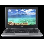 """Chromebook, Cel-N2940, 11.6""""HD LED(1366x768), 2GB(1x2GB), 16GBSSD, IntelHD, Google Chrome OS, 1yr Warranty"""