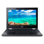 "Acer Chromebook C738T (Touch), Intel Celeron Quad Core (upto 2.16 Ghz)11.6"" HD 1366 x 768 LED-backlit TFT LCD with integrated multi-touch4GB DDR3 Memo"