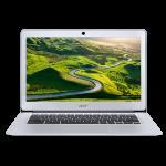 Intel Celeron Quad Core Processor N3160, 14 FHD Acer ComfyView LCD, Sparkly Silver 14 Al Anodize, 4 GB LP DDR3 Memory, 32GB SSD, 1yr warranty