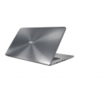 i7-7500U, DDR4 4G*2, 1TB+128G SSD, 17.3' FHD, 11AC+BT, WIN10 PRO, GREY METAL, 1 YEAR PUR