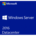 Windows Svr Datacntr 2016 64Bit English 1pk DSP OEI DVD 16 Core