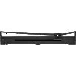 BLACK FABRIC RIBBON FOR LQ-2090