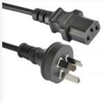 0-2.4kVA Input Cord, 10A 3 pin to IEC10A, 2m
