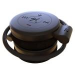 Bluetooth Stereo Lightweight Headphone BLACK