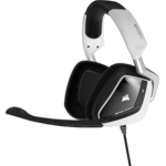 Corsair Gaming VOID USB RGB – White, Dolby 7.1 Gaming Headset