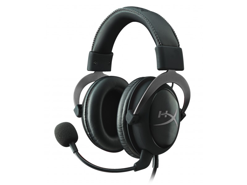 Hyperx Clound Ii Pro Gaming Headset Gun Metal