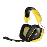Corsair Gaming VOID Wireless Gaming Headset–Special Edition–YellowJacket