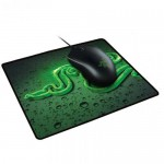 Razer Abyssus 2000 and Goliathus Control Mouse Mat Bundle - FRML Packaging